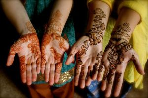 Henna Mahindi